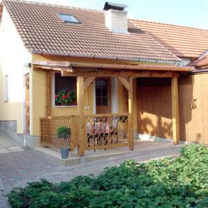 Ubytovaní Zahradní domek