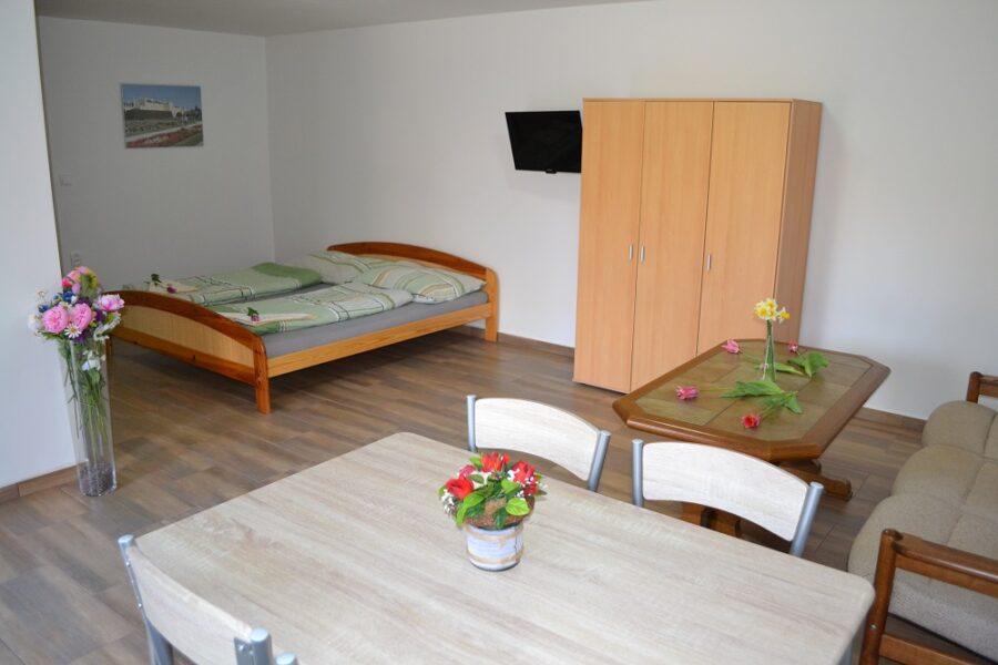 Apartmán 5 -Ložnice