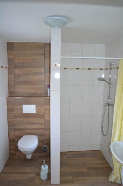 Apartmán 5 - sociální zařízení